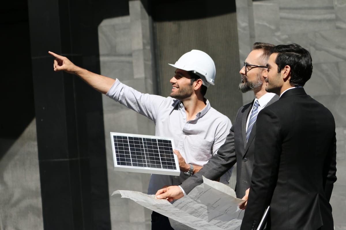 permisos para la instalación de placas solares