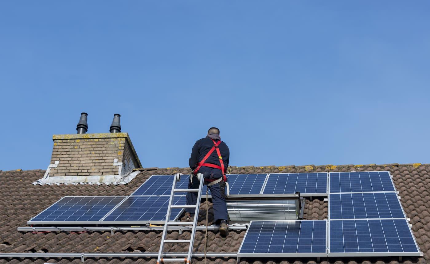 instalación de paneles solares paso a paso
