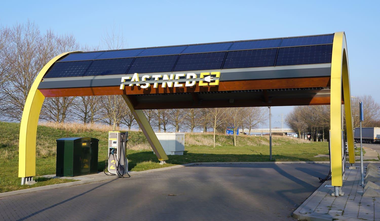 energia solar en gasolineras