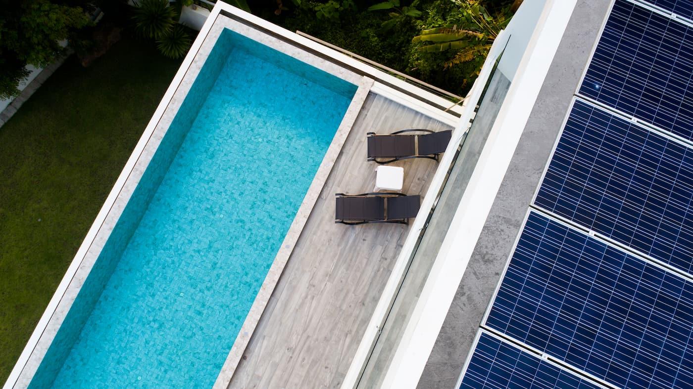 energía solar en hoteles