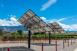 instalaciones fotovoltaicas en bodegas