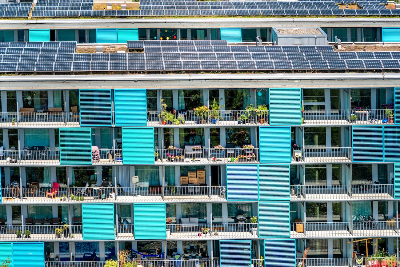 instalaciones fotovoltaicas en aticos