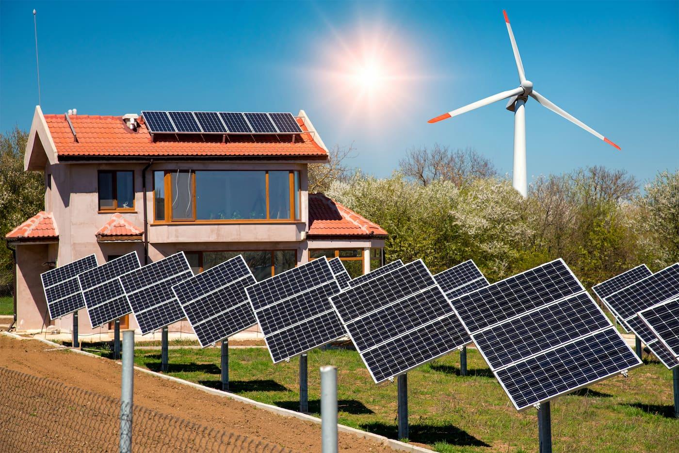 viviendas autosuficientes y sostenibles